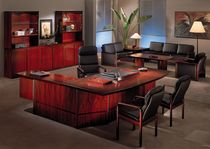 traditional executive office desk DYRLUND CONCORDE dyrlund