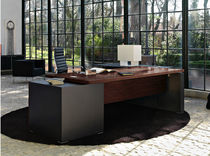 traditional executive wooden office desk EGO Sintetica Industries