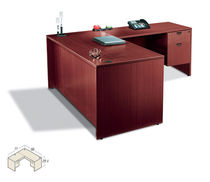traditional executive wooden office desk  OFFICES TO GO