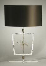 traditional fabric table lamp KEY 1 PORTA ROMANA