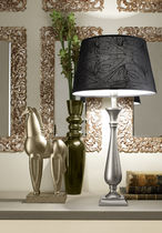 traditional fabric table lamp  ELE RICO' HOME SRL