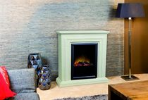 traditional fireplace (bioethanol closed hearth) TIMELESS Ruby Fires