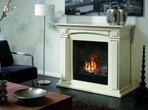 traditional fireplace (bioethanol closed hearth) KENTUCKY  Ruby Fires