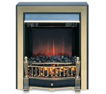 traditional fireplace (electric open hearth) EMPINGHAM 540-R Burley