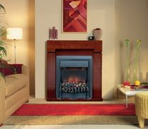 traditional fireplace (electric open hearth) ROTHERBY 531BL-R Burley