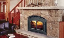 traditional fireplace (wood-burning closed hearth ) 7100FP QUADRA-FIRE