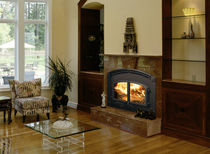 traditional fireplace (wood-burning closed hearth ) 7100 EPA QUADRA-FIRE