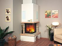 traditional fireplace (wood-burning closed hearth ) 4/3.3 Hark GmbH & Co. KG