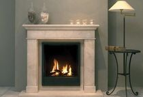 traditional fireplace (wood-burning closed hearth ) SCHOUW STEIJN KLEIN Kal-fire