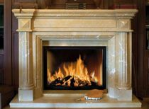 traditional fireplace (wood-burning closed hearth ) SCHOUW CHARLOTTE Kal-fire