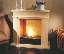 traditional fireplace (wood-burning open hearth) SCHOUW ORTHO KLASSIEK Kal-fire
