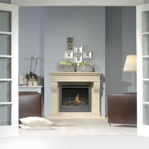 traditional fireplace (bioethanol open hearth) CARRARA-SPECTRA BIOETHANOL-KAMIN Kamin-Design GmbH & Co KG Ingolstadt