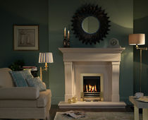 traditional fireplace (gas open hearth) CHEWTON GROVE  Superior Fires