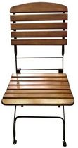 traditional folding chair TIVOLI PROVENCE & FILS