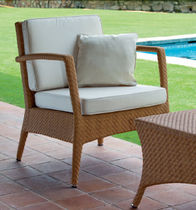 traditional garden armchair EMOTIONS : LAREDO POINT