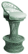 traditional garden bar chair ORLEANS DURCAP
