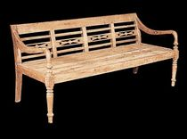 traditional garden bench  MATAHATI