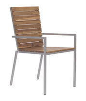traditional garden chair LAUSANNE Pavilion rattan