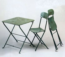 traditional garden folding chair (metal)  CIANI EmporioSanFirenze