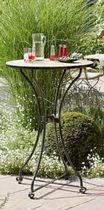 traditional garden high bar table FONTENAY Garpa