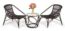traditional garden table and chair set TF 0952 Nature Corners Co.,Ltd.