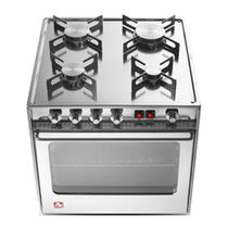 traditional gas range cooker C 50/4GFG-DS ALPES-INOX