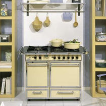 "traditional gas range cooker CHATELAINE PRO ""CATALYSE""  GODIN"