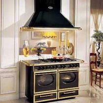 traditional gas range cooker CHATELAINE PALACE  GODIN