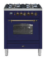 traditional gas range cooker PRINCIPALE: VPNO 74 RB BORETTI