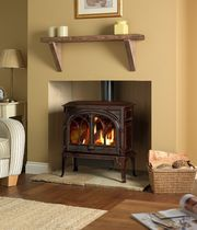 traditional gas stove GF 400 CF Jøtul