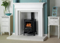 traditional gas stove BRUNEL STOVAX
