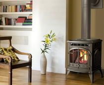 traditional gas stove (cast iron) SAPPHIRE QUADRA-FIRE