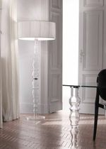 traditional glass floor lamp BOULE GAMMADELTAGROUP