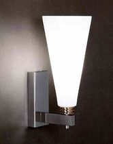 traditional glass wall light STRUT by Torbjörn Eliasson BLOND