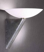 traditional glass wall light SVEPET by Olle Anderson BLOND