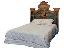 traditional headboard for double bed GUSTAVIA PROVENCE & FILS