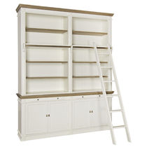 traditional lacquered bookcase CHICAGO : 6118 DE SPIEGHEL 