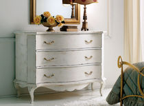 traditional lacquered chest of drawers ROMANTICO  Iribed s.r.l.