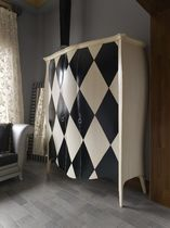 traditional lacquered wardrobe BOMBATTO 450 LOLA GLAMOUR