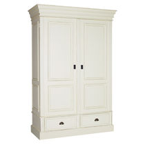 traditional lacquered wardrobe BRANDON : 5087 DE SPIEGHEL
