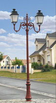 traditional lamp post (candelabra) BRETAGNE GHM