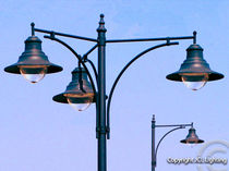 traditional lamp post ALBA 2100 / 2200 JCL LIGHTING