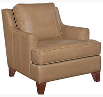 traditional leather armchair BAILEY Broyhill