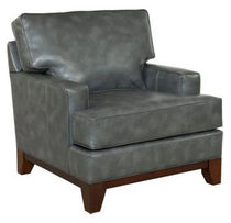 traditional leather armchair NICHOLAS  Broyhill