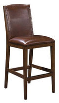 traditional leather bar chair BANYAN NICHOLS &amp; STONE