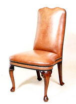 traditional leather chair DIANA Kingsgate Furniture ltd