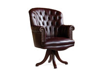 traditional leather office armchair PROFESSIONAL BERTO SALOTTI