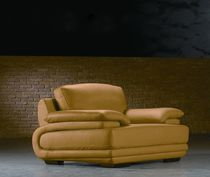 traditional leather sofa VERTIGO by Mehmet Gündüz Vanessa Divani