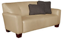 traditional leather sofa TRAPANI  Broyhill