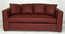 traditional leather sofa bed BRIGHTON Kingsgate Furniture ltd